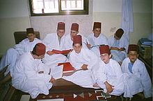 Jovens Samaritanos em 2006