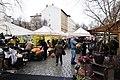 Samstagsmarkt, Kollwitzstraße, Prenzlauer Berg - panoramio.jpg