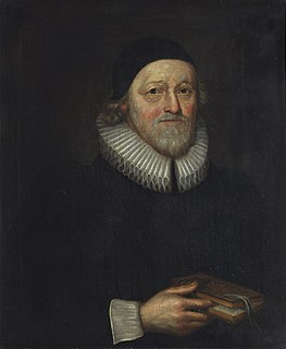 Samuel Ward (scholar) English cleric and academic