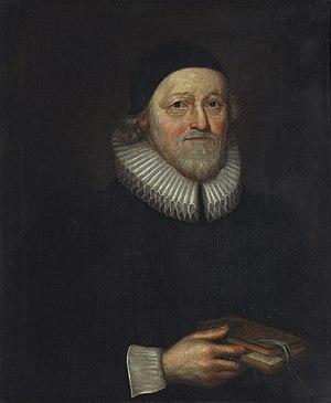 Samuel Ward (scholar) - Image: Samuel Ward (1572–1643)
