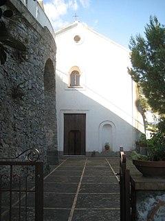 San Giovanni Battista, Praiano