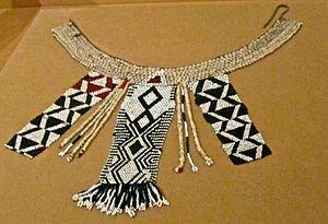 San apron-Botswana