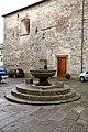 San marcello pistoiese, fontana di piazza arcangeli 02.jpg