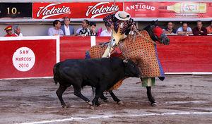 """Bullfighter - A """"picador"""""""