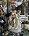 Sandro Botticelli - The Trials and Calling of Moses (detail) - WGA2740.jpg