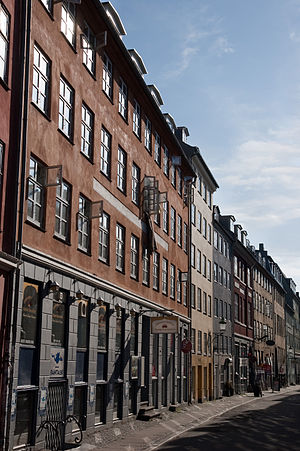 Latin Quarter, Copenhagen - Image: Sankt Peders Stræde @ CPH