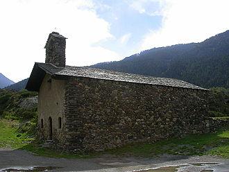 El Tarter - Image: Sant Pere del Tarter 5