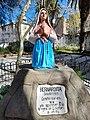 Santa Bernardita - Santuario de Lourdes - Santos Lugares.jpg