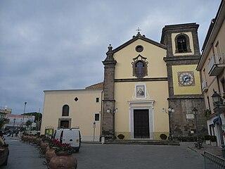 SantAgata sui Due Golfi Frazione in Campania, Italy