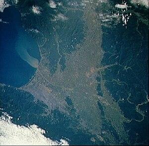 札幌都市圏衛星写真 札幌都市圏(さっぽろとしけん)とは、政令指定都市で... 札幌都市圏