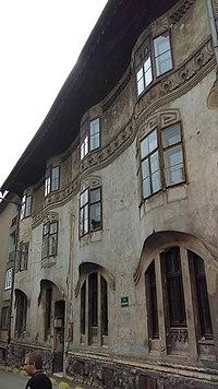 Sarajevo, House of Mehmed-beg Fadilpašić.jpg
