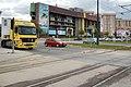 Sarajevo Tram-Triangle-Nedzarici 2011-10-20 (2).jpg