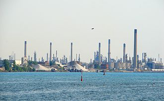 Western Canadian Select - Imperial Oil, Sarnia refinery
