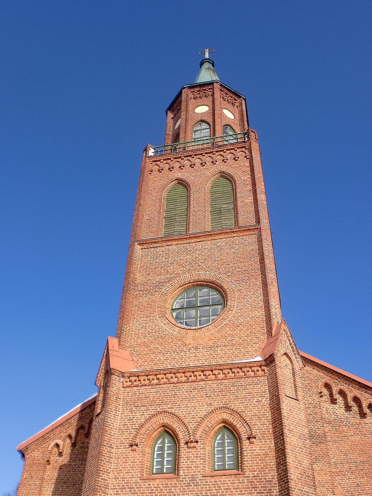 Tiedosto Savonlinnan Tuomiokirkko Jpg Wikipedia