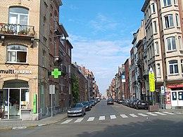 Rue victor hugo brussels wikipedia - Roi du matelas schaerbeek ...