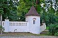 Schloss Jeutendorf - wall & tower.jpg