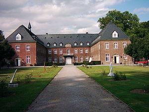 Grevenbroich - Cistercian Monastery in Langwaden