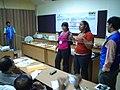 Science Career Ladder Workshop - Indo-US Exchange Programme - Science City - Kolkata 2008-09-17 01442.JPG