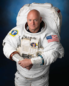 Scott Kelly v roku 2014