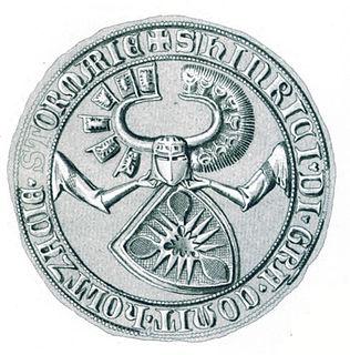 Henry II, Count of Holstein-Rendsburg Count of Holstein-Rendsburg