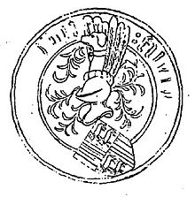 Seal of Gaston IV, Count of Foix.jpg