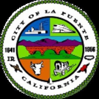 La Puente, California - Image: Seal of La Puente, California