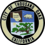 Seal of Thousand Oaks, California.png
