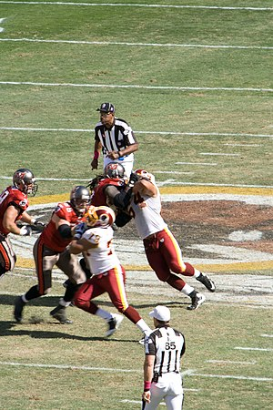 2009 Washington Redskins season - Tampa Bay at Washington on October 7, 2009