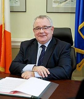 Seán Ó Fearghaíl Irish politician