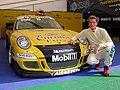 Sebastian Stahl, Ingo Iserhardt Sportmanagement, MotorLive, Porsche-Monza.jpg