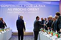 Secretary Kerry Attends Middle East Peace Conference in Paris (32287216946).jpg