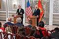 Secretary Pompeo Participates in a Press Availability in Montenegro (48844387532).jpg
