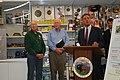 Secretary Salazar, Senator Leahy and Vermont Governor Shumlin (6049078621).jpg