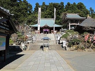 Seichō-ji - Great Hall (大堂) of Seichō-ji