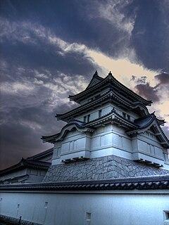building in Noda, Chiba Prefecture, Japan