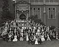 Selwyn College May Ball 1948 Survivors Shot.jpg