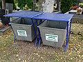 Semily, Koštofrank, hřbitov, odpadkové koše.jpg