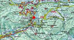 semmering térkép Semmering hágó – Wikipédia