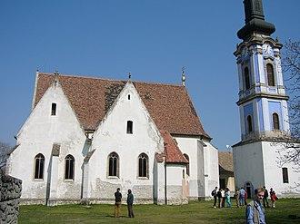 Ráckeve - Serb Orthodox Church From Year 1487.