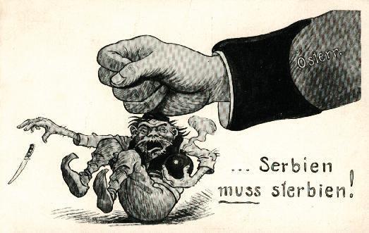 Serbien muss sterbien