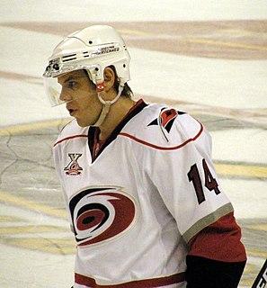 Sergei Samsonov Russian professional ice hockey forward