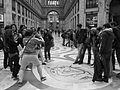 Set - by Antonio Mancuso (Boys and girls in Galleria Umberto I, Naples).jpg