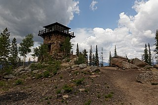 Shadow Mountain Trail United States historic place