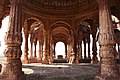 Shakti Mata Memorial Chatriya, Pokhra, Rajasthan, India - inside view.jpg