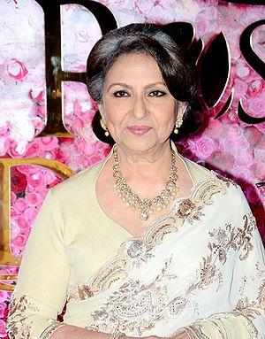 Sharmila Tagore - Tagore at Lux Golden Rose Awards 2016