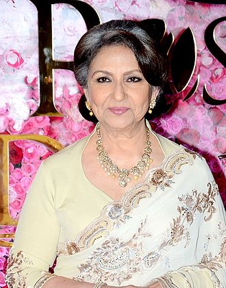 Sharmila Tagore - Tagore at Lux Golden Rose Awards 2016