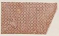 Sheet with overall geometric pattern with squares and stars Met DP886696.jpg