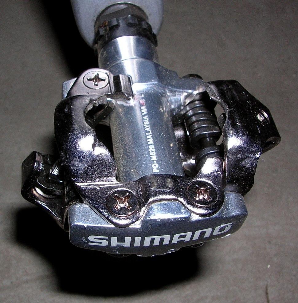 Shimano Pedaling Dynamics M520