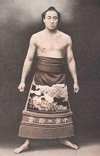 Shimizugawa Motokichi sumo wrestler