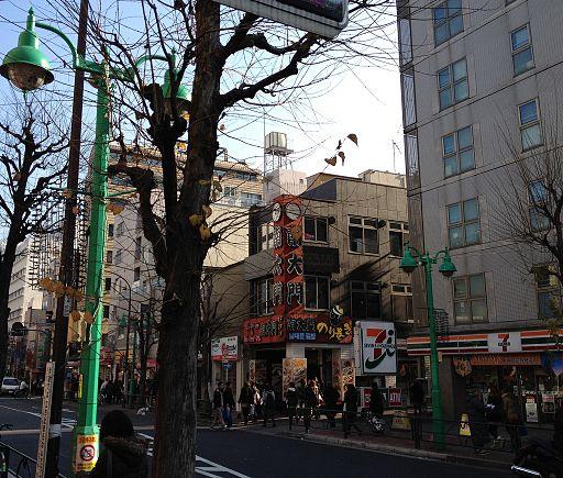 Shin Okubo Daytime